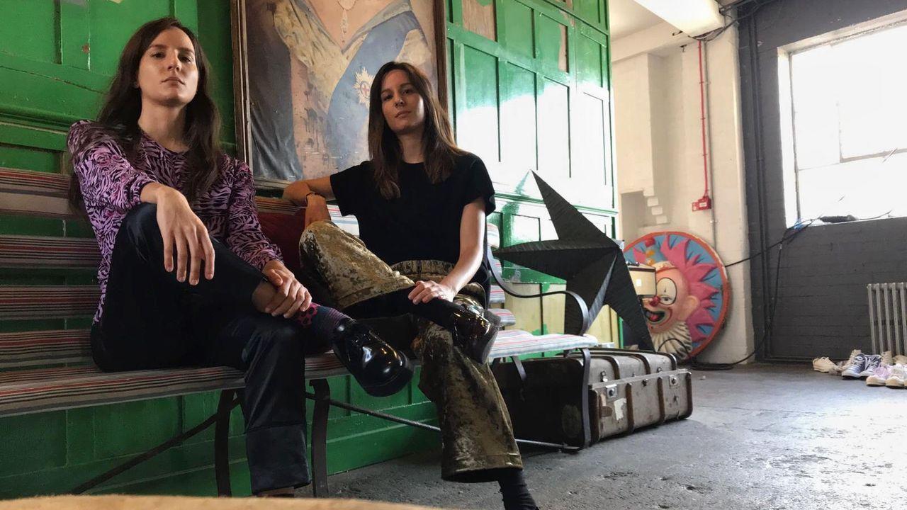 Nacidas en Vigo, Marta y Eva Yarza tienen su propio estudio en Londres desde hace tres años