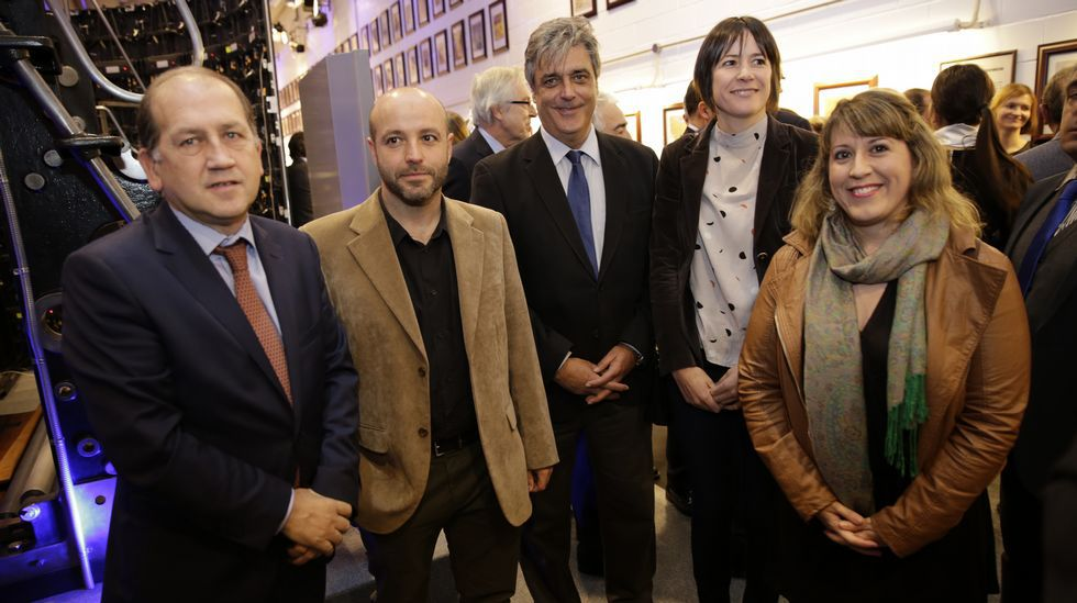 La sociedad gallega celebra el Premio Fernández Latorre