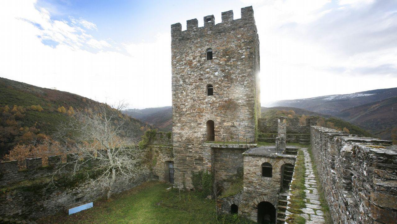 Castillo de Doiras, Cervantes.