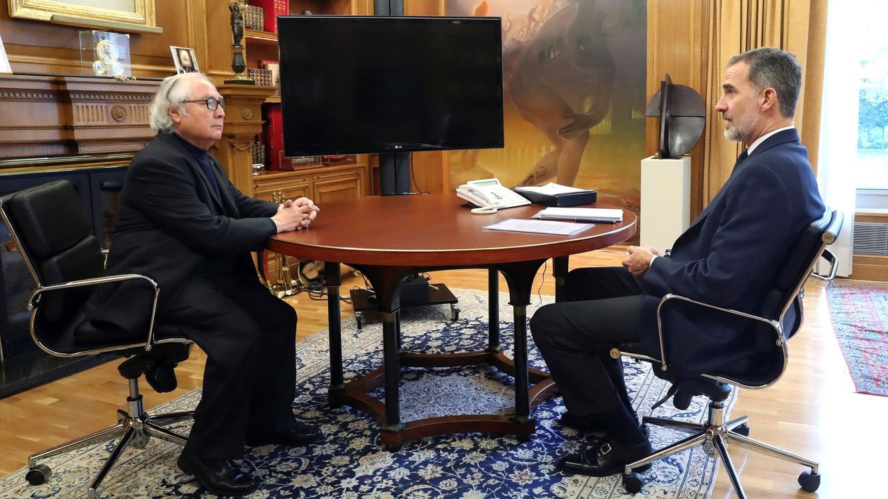 Simón informa de los datos de la pandemia en España junto a la directora del Instituto de Salud Carlos III.El ministro de Universidades, durante una reunión con el rey el pasado día 16