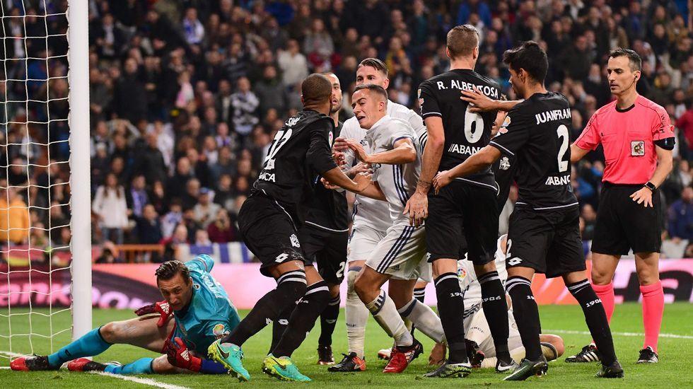 Zidane: «Parece que estamos últimos».Fernando Cuesta atrapa «La pelota ye-yé» en el CCAI