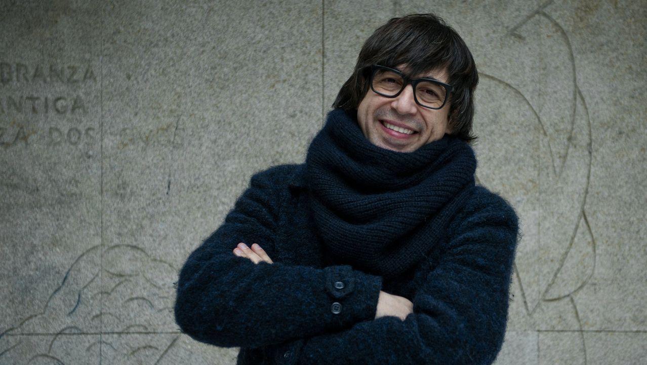 Emoción en el medio de la cuarentena con la comparsa Vou nun Bou.Luis Piedrahita es el director artístico del Encuentro de Humoristas