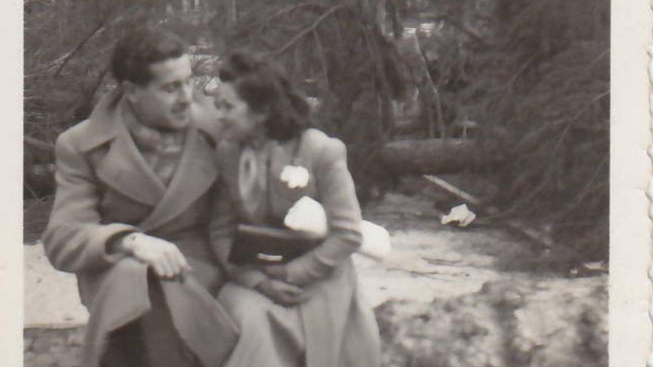 27 fotos para llegar a la familia de una víctima del nazismo.Carmen Forcadell