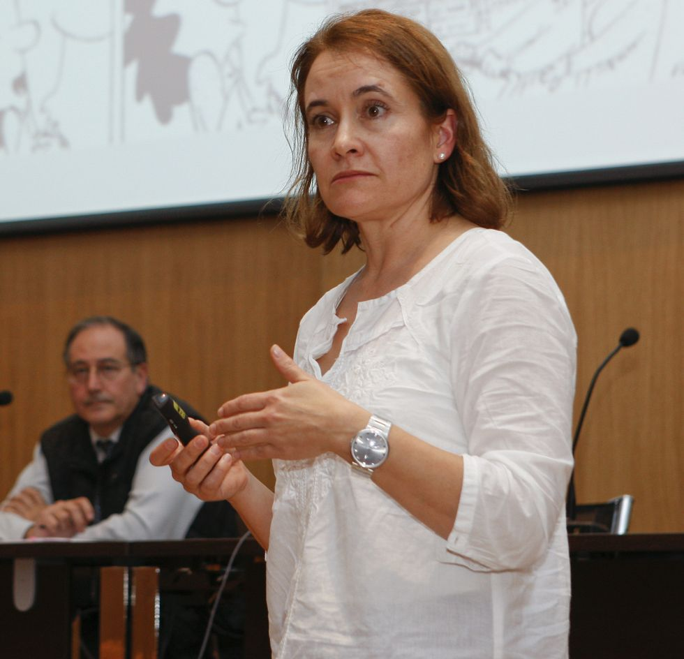 Silvia Lopez Larrosa.