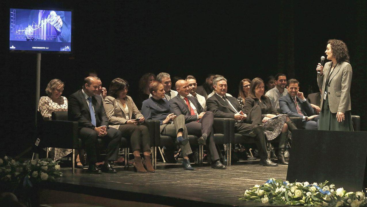 Entrega de premios del concurso Alberto Romero.Foto de archivo de una actividad en el colegio Pilar Maestú