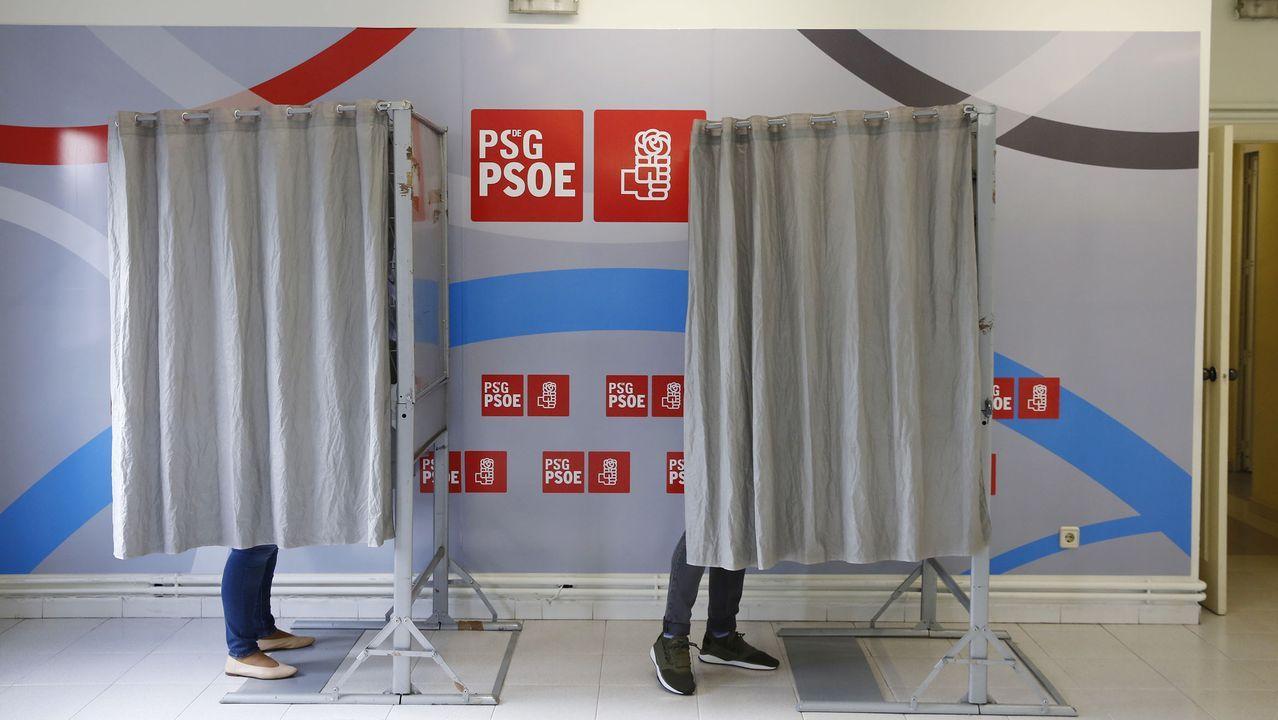 Sede del PSOE en Ourense