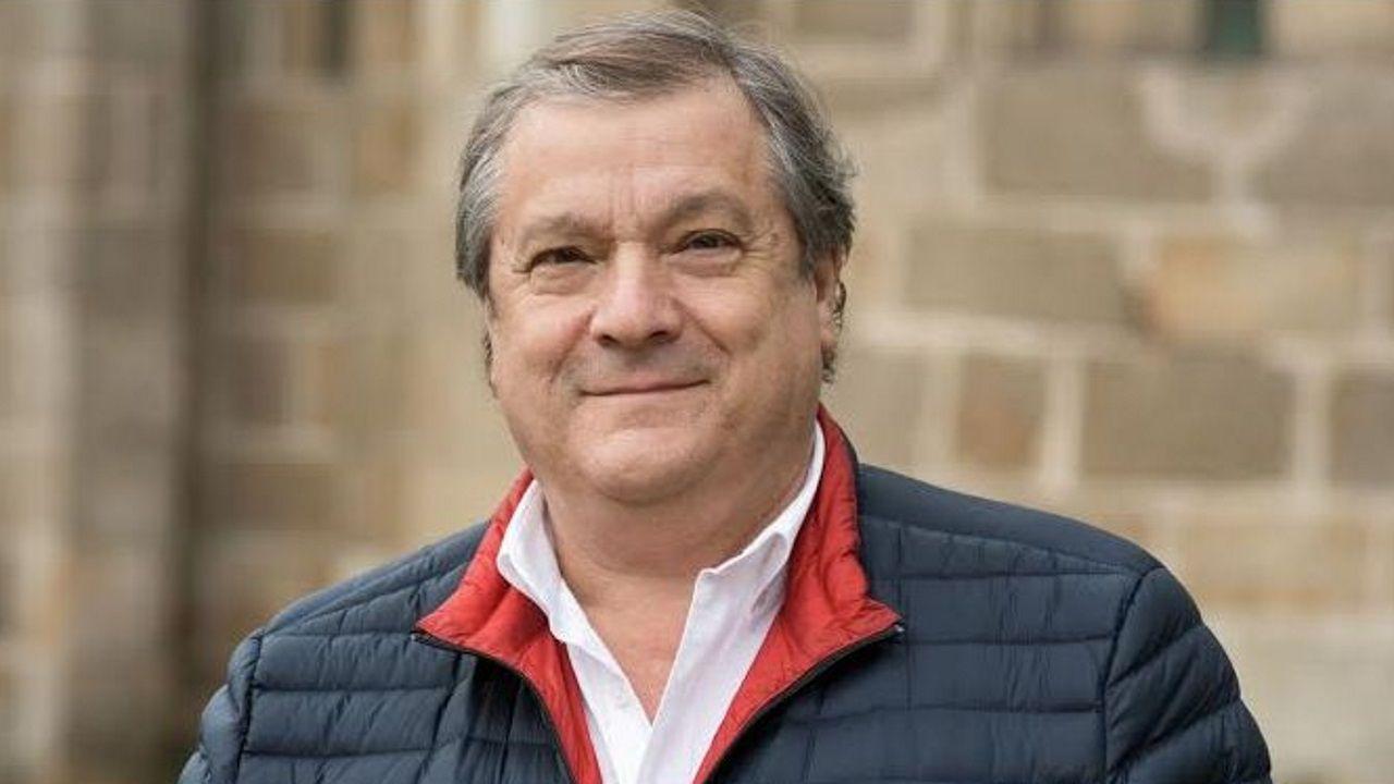 Oscar Garcia PATIÑO alcalde de Cambre