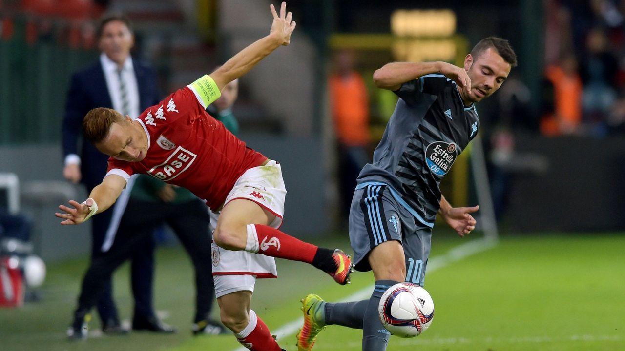 197 - Standard de Lieja-Celta (1-1) de Europa League el 15 de septiembre del 2016