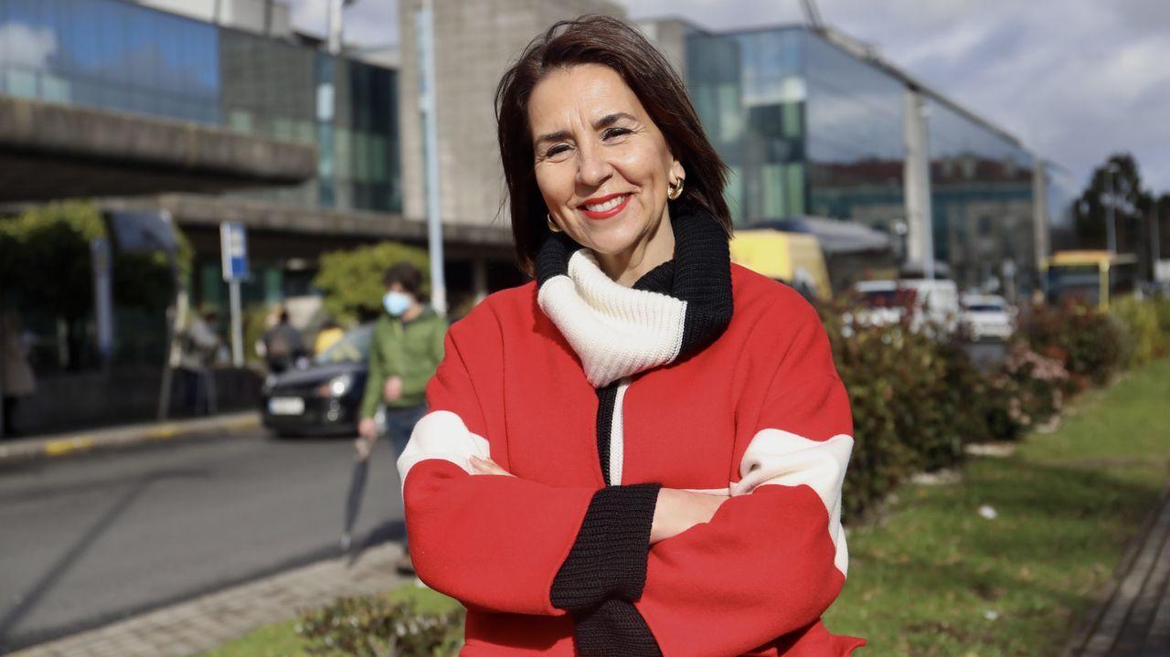 Montse Sánchez-Agustino, cátedra de la cronicidad de la USC