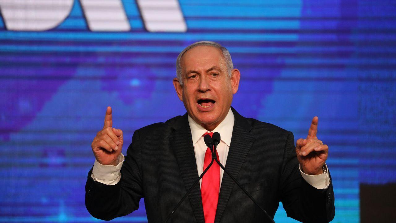 Tragedia en una fiesta ultraortodoxa en Israel.Benajmin Netanyahu, tras conocer los resultados en la noche electoral