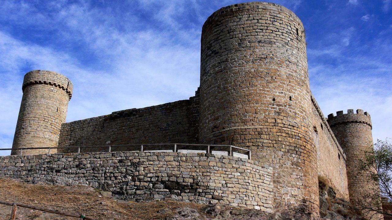 Castillo de Cornago