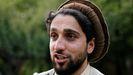 Ahmad Masud, durante una entrevista en Panshir