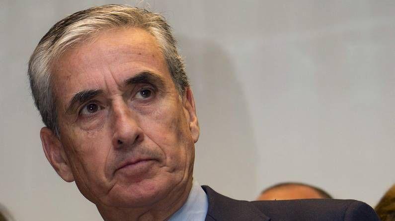 Falangistas revientan un acto de la Diada en Madrid