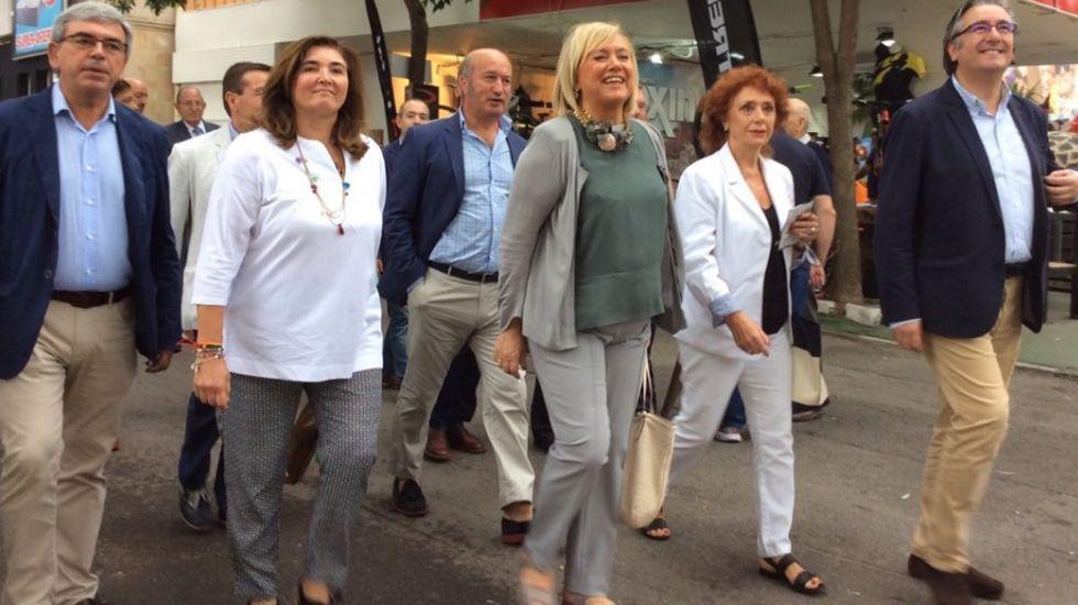 Mercedes Fernández en la FIDMA