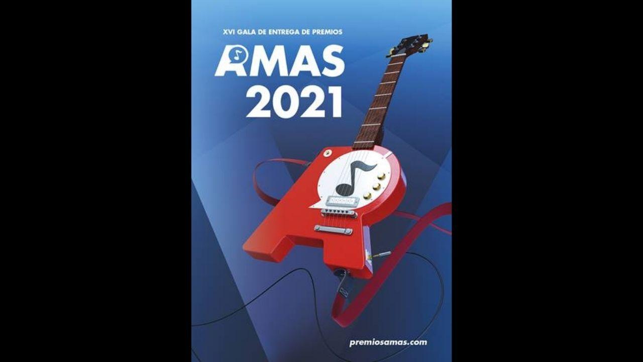 Like a Virgin, de Madonna, versionado por Stoned at Pompeii.Cartel Premios AMAS 2021
