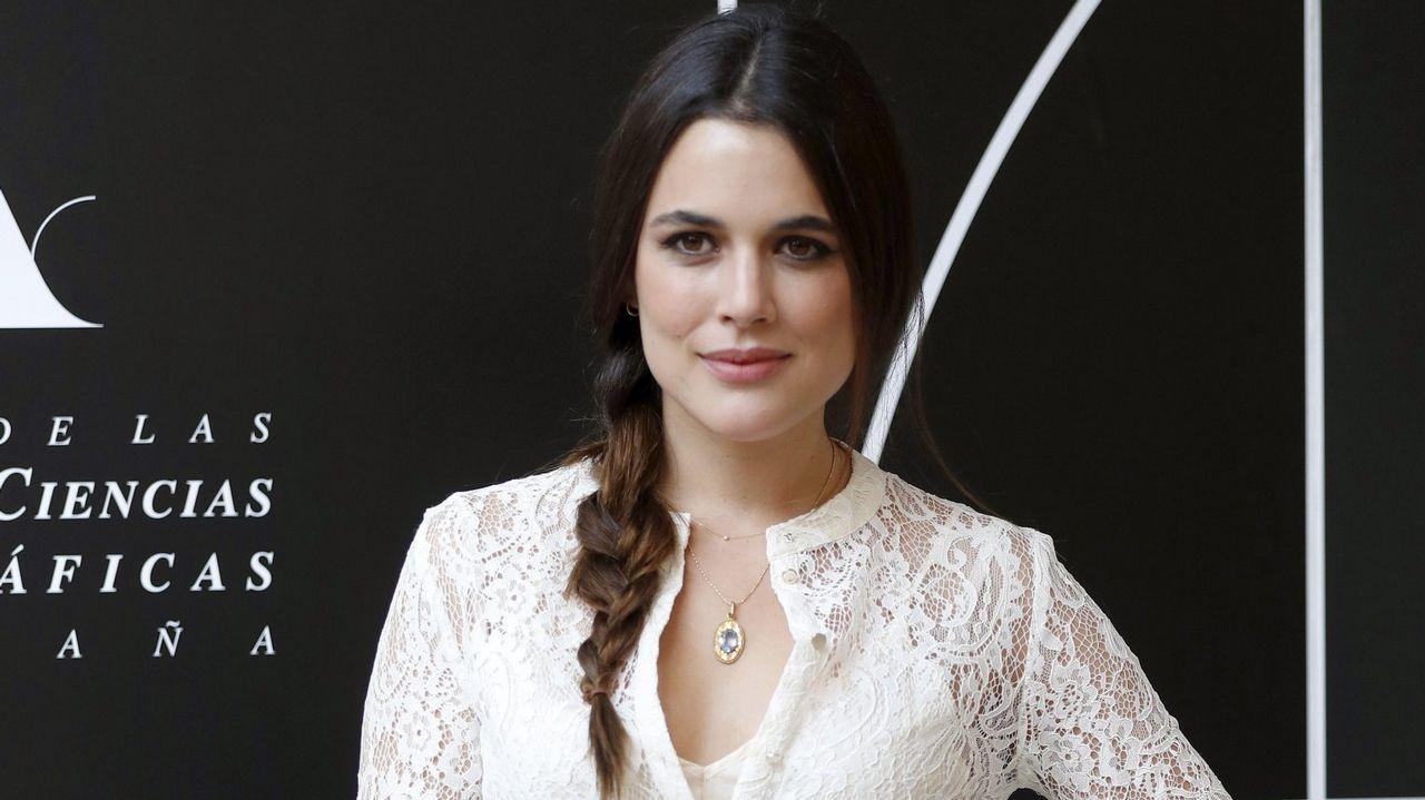 Adriana Ugarte se desnuda en las redes sociales