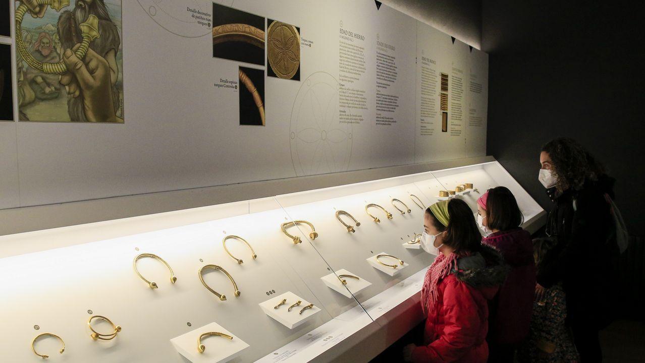 El Museo Provincial de Lugo reabrió sus puertas el miércoles