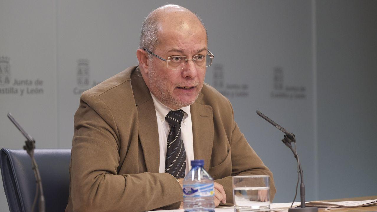 Francisco Igea no descarta postularse a la presidencia de Ciudadanos
