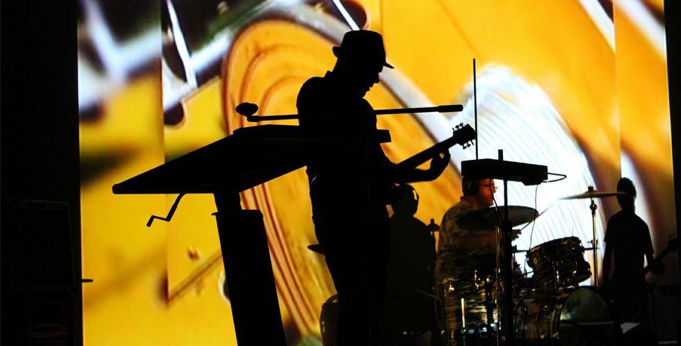 El trío instrumental Camarada Nimoy estará en este concierto solidarios