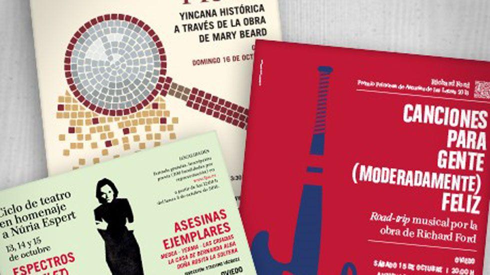 Actos culturales Premios Princesa de Asturias.Actos culturales Premios Princesa de Asturias