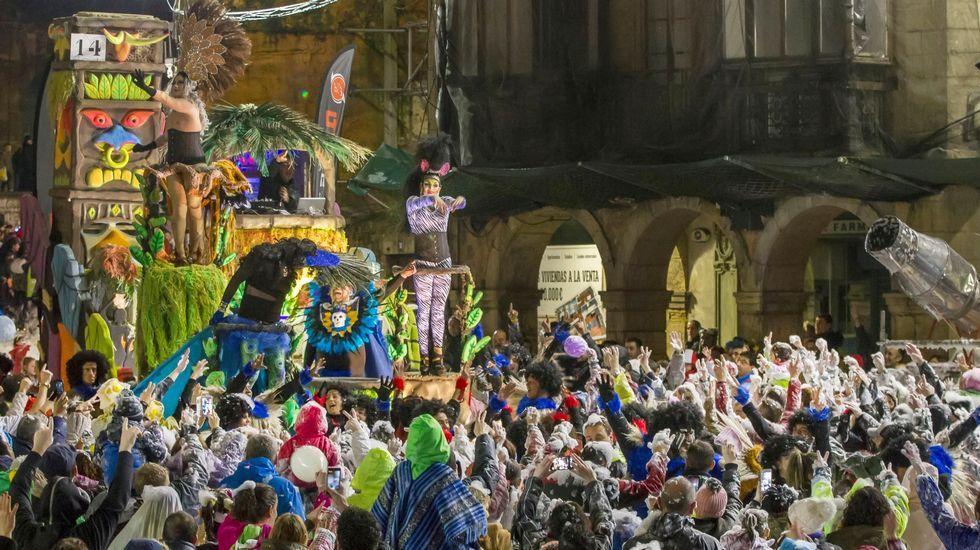 Avilés disfruta del Descenso de Galiana.El Mejor Cachopo de Asturias 2018 es el de Sidrería Pichote (Oviedo)