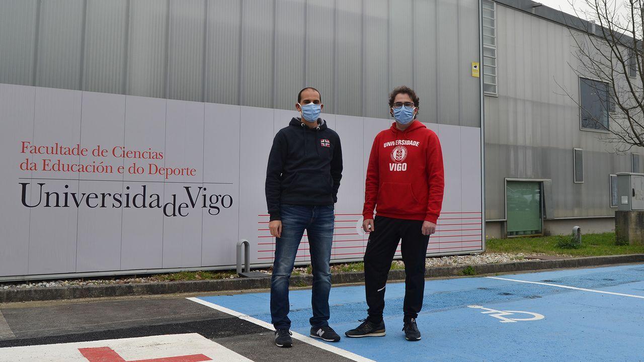 Iván Prieto y Alfonso Gutiérrez participan en el proyecto que evaluará los efectos de la pandemia en la docencia en Ciencias da Educación e do Deporte