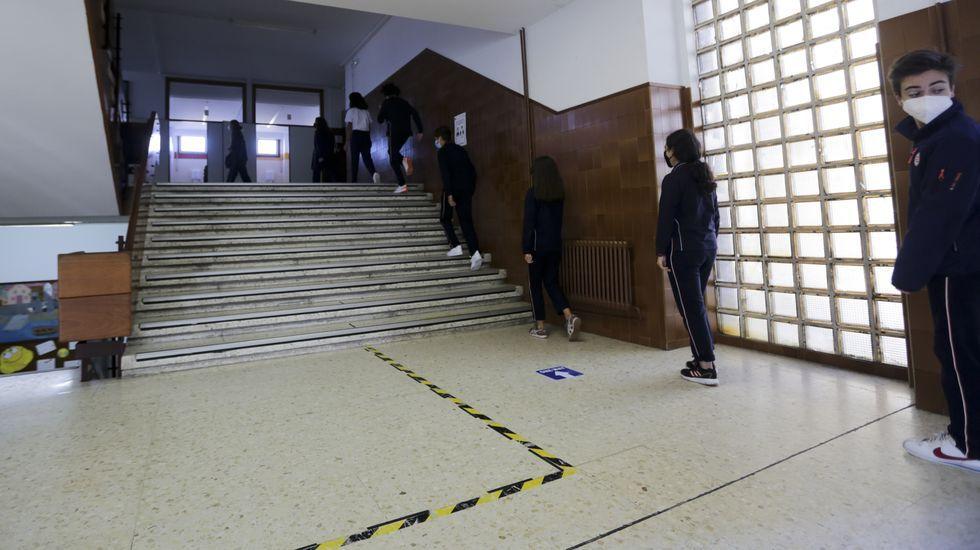 Los ministros de Educación y Sanidad recuerdan que el 95,5% de los colegios españoles está libre de covid