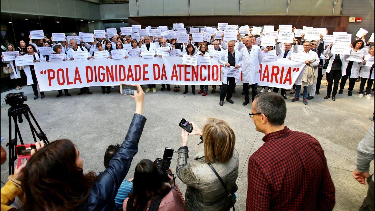 Imagen de la huelga de mayo