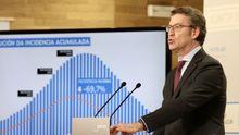 En directo: Feijoo anuncia las medidas con las quecomenzará la desescalada de la hostelería en Galicia