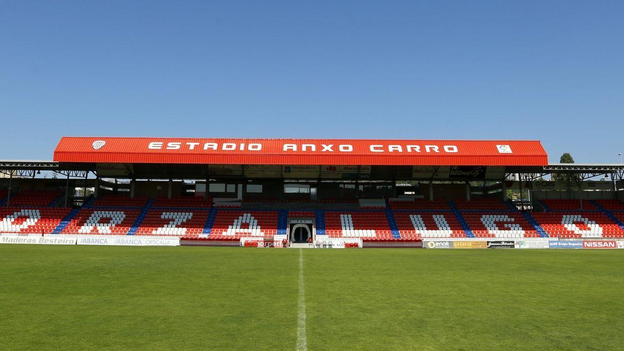 La historia del Deportivo en un lugar histórico de A Coruña