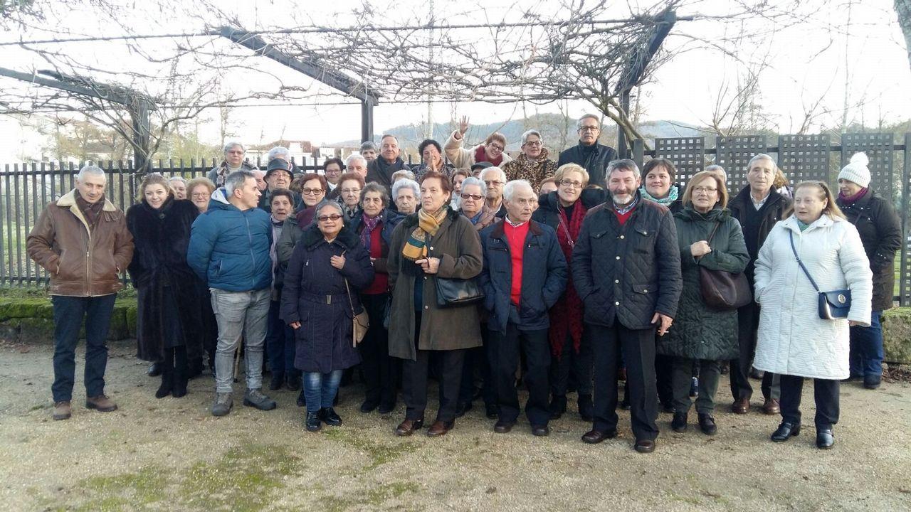 Las familias políticas de Ourense.Los ganaderos protagonizaron varias tractoradas pidiendo ayudas directas