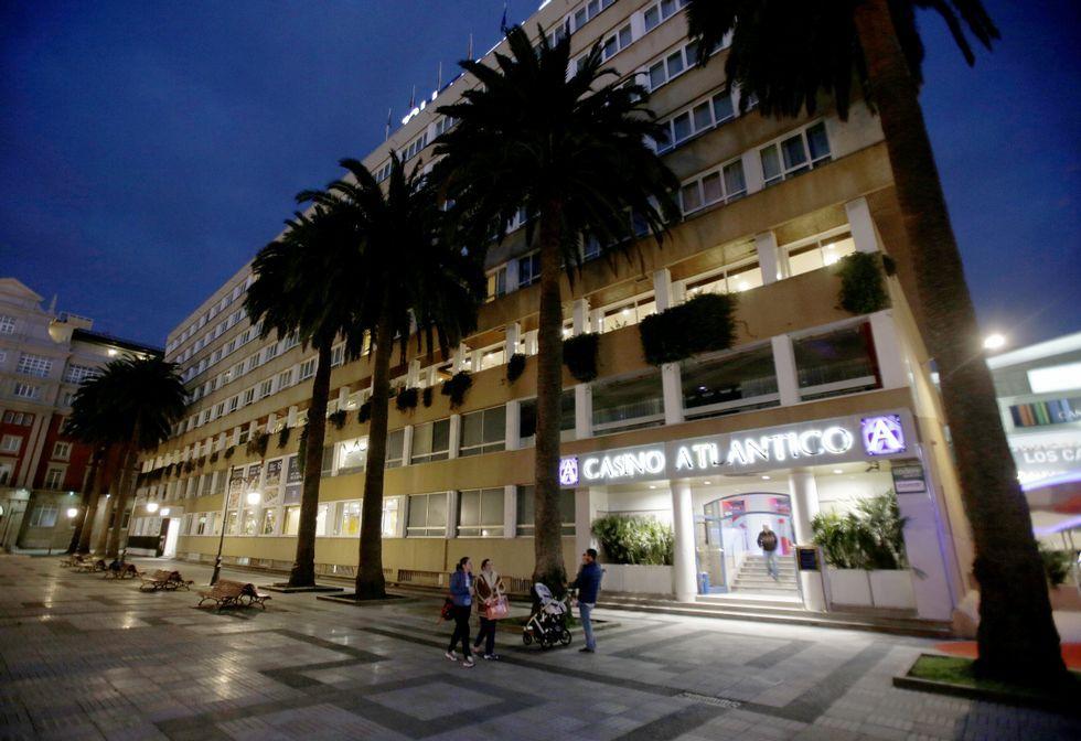 NICOLAS MAETERLINCK   AFP.El Casino entró en funcionamiento en 1987 y fue remodelado en el 2001.