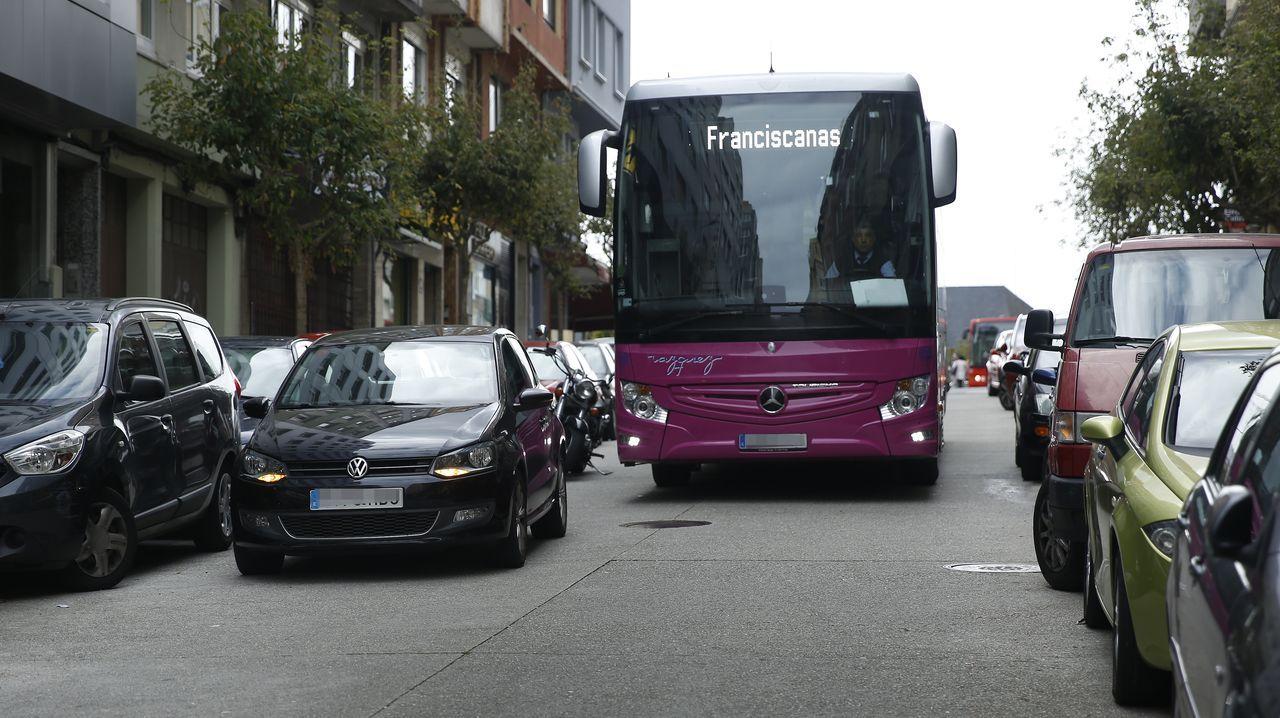Basura en A Coruña