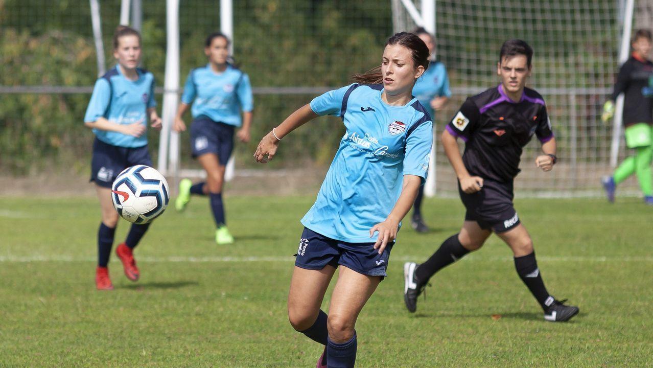 Toña Is, seleccionadora del combinado sub-17 femenino