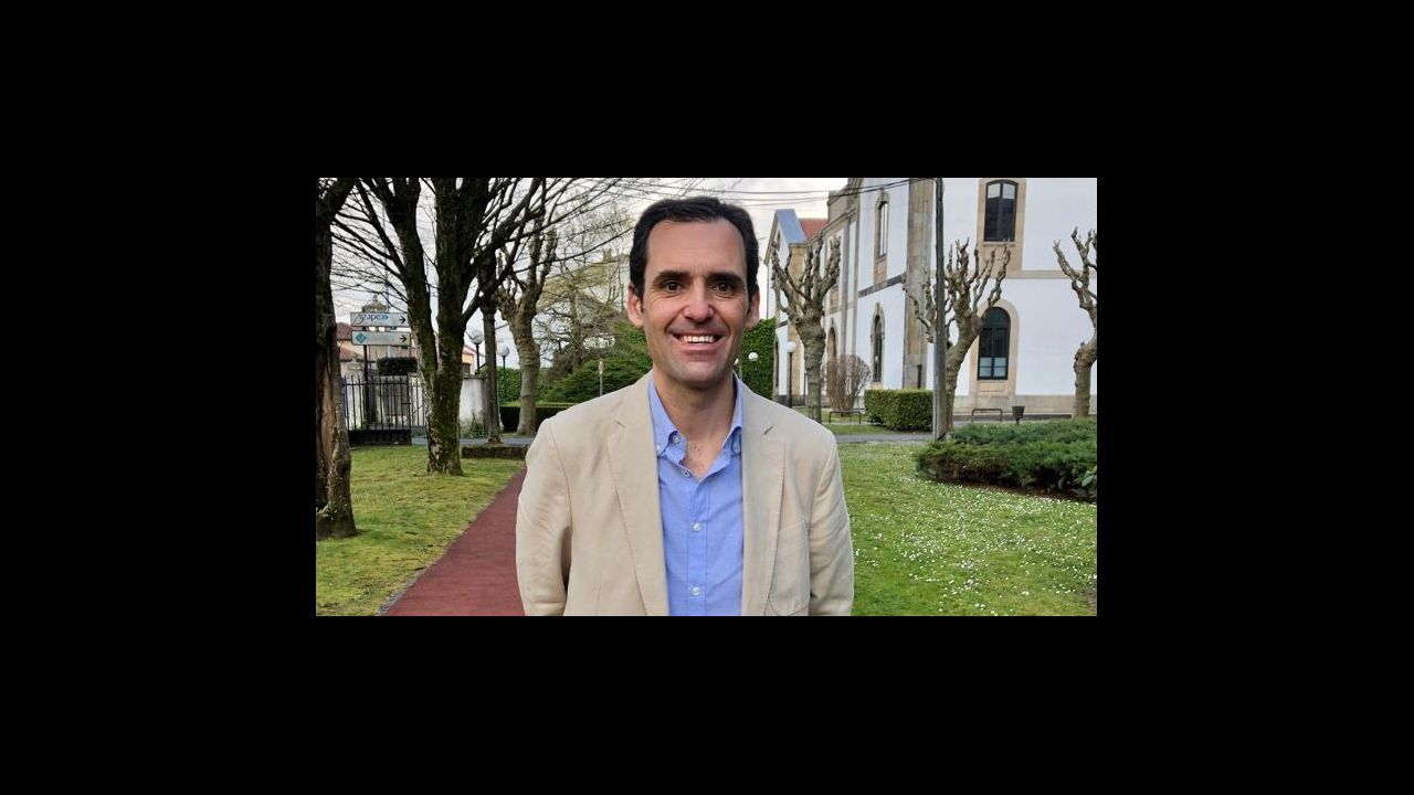 Jacobo Hortas es el director de la Axencia de Protección da Legalidade Urbanística