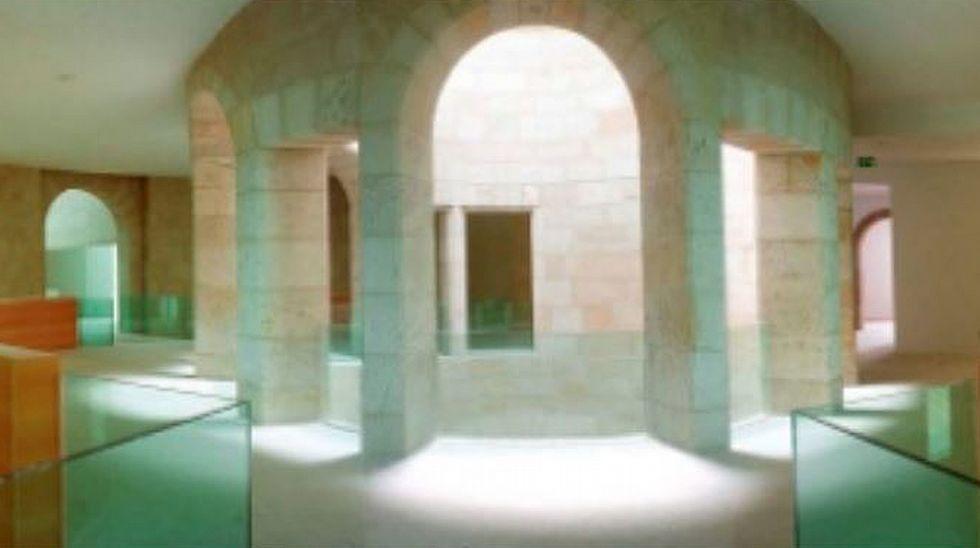 Los espacios alquilabes del Museo de Arte Contemporáneo de Vigo