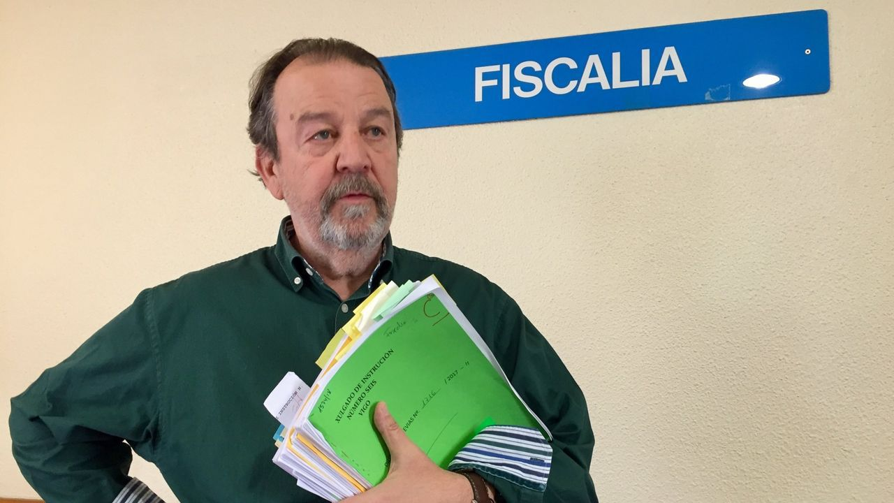 Carlos Gil es el fiscal de Seguridad Vial de Galicia
