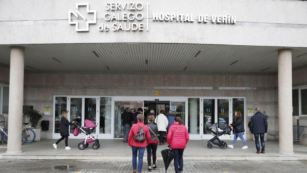 Vicente Fernández Barreira toca la gaita quefabricó para el Conservatorio de Verín.La acreditación ENAC certifica, entre otras cosas, que no se recoge más uva por hectárea de la que está permitida