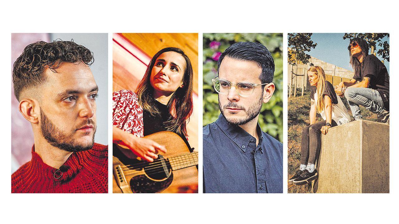 C. Tangana, Zahara, Baiuca y Bala se han apuntado a la nueva tendencia de disparar sencillo a sencillo