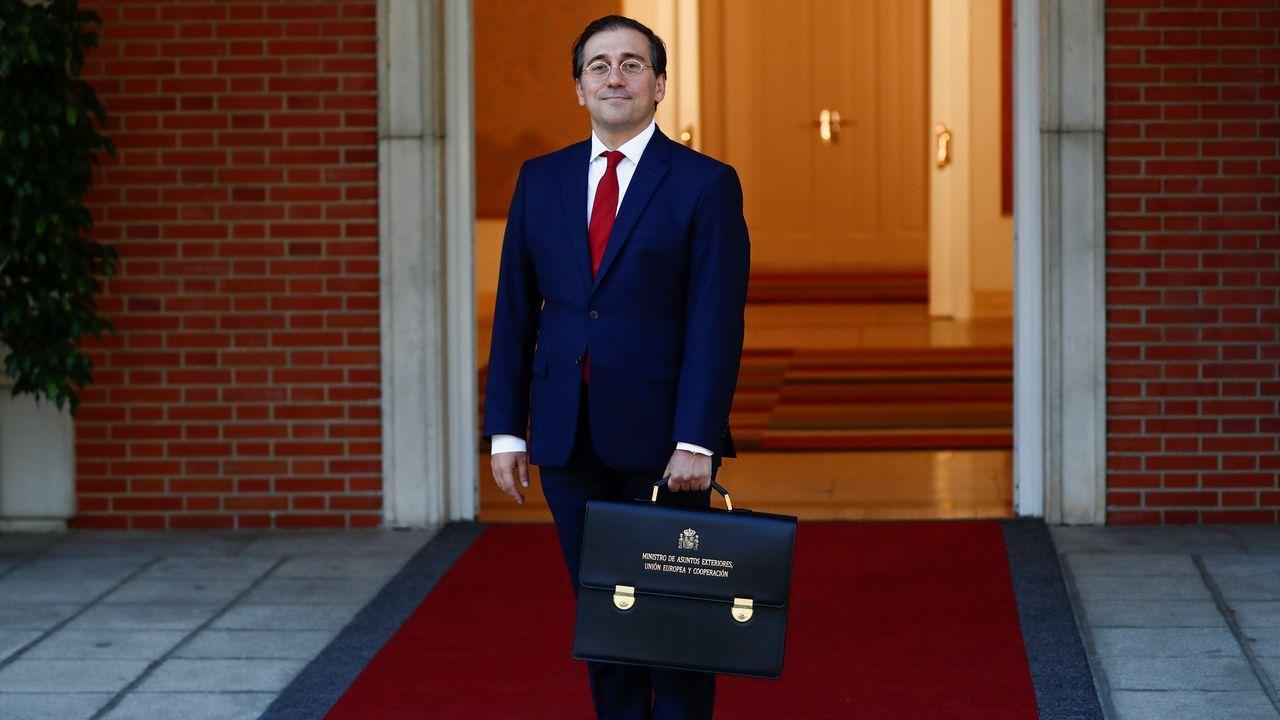 El ministro de Asuntos Exteriores, Unión Europea y Cooperación, José Manuel Albares