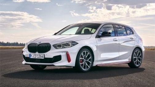 El nuevo BMW Serie 1 128ti