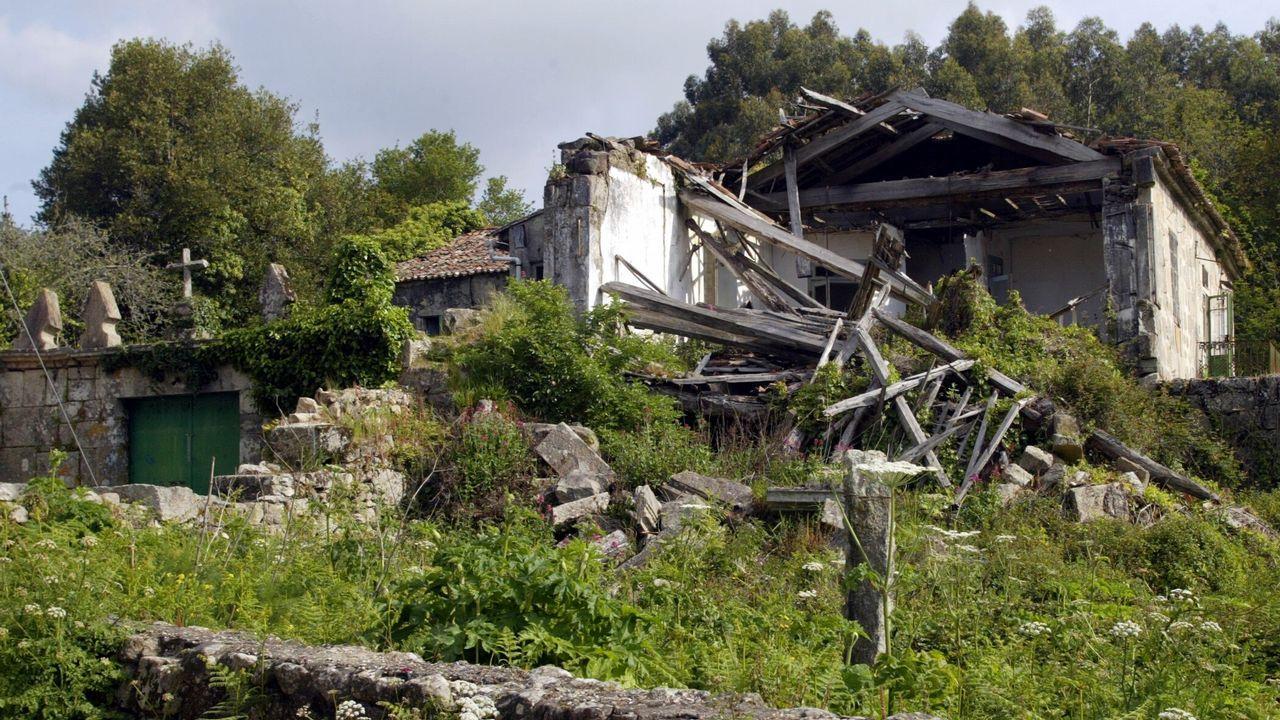 Casa rectoral de San Martiño de Cotobade