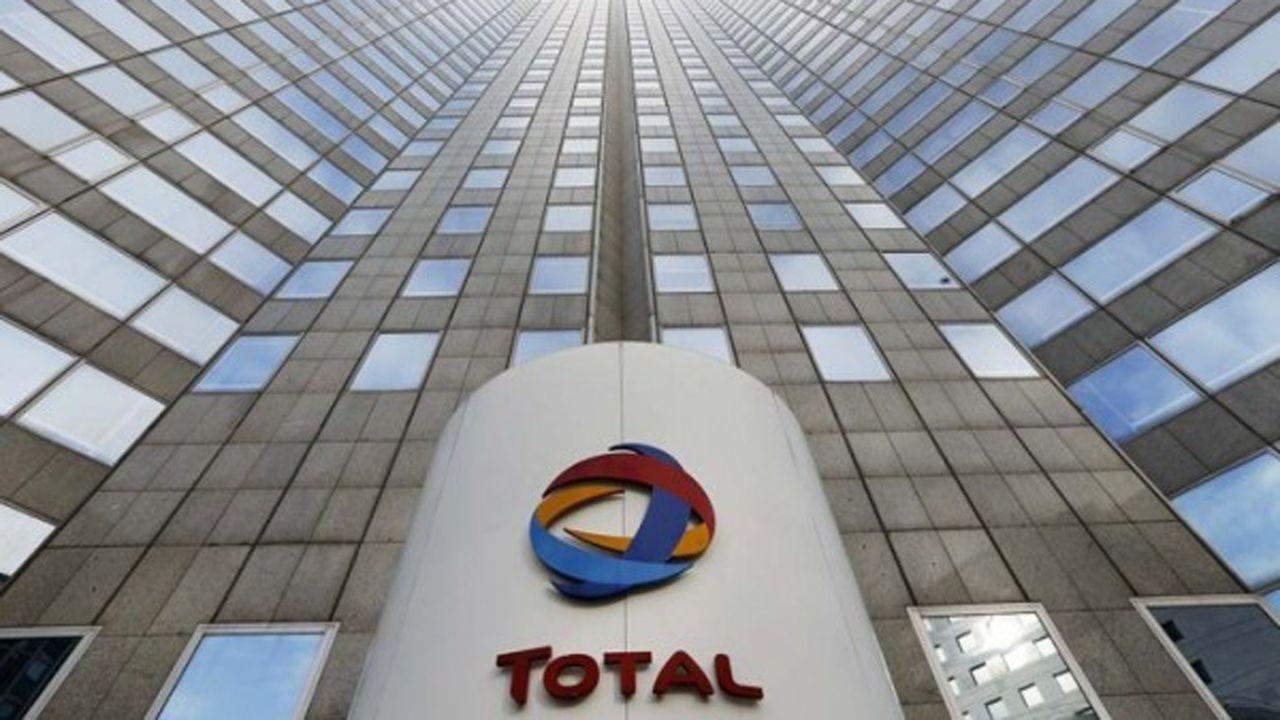 Instalaciones de una de las empresas de Total