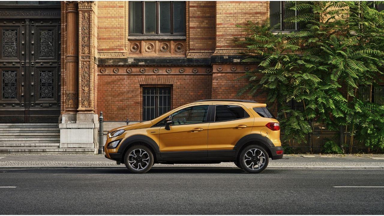 El nuevo EcoSport Active de Ford