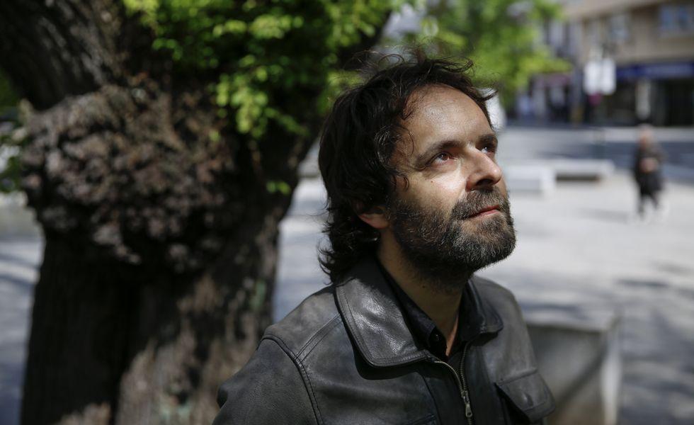 Y tú... ¿qué querías ser de mayor?.El músico coruñés Félix Arias.