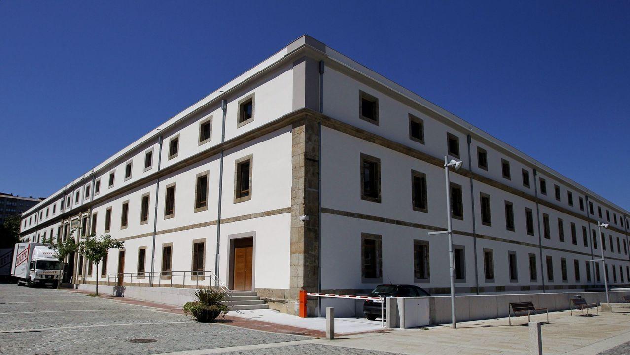 Imagen de archivo de la sede de la Audiencia Provincial