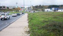 Parcela de la avenida Infanta Elena donde se construirá el edificio