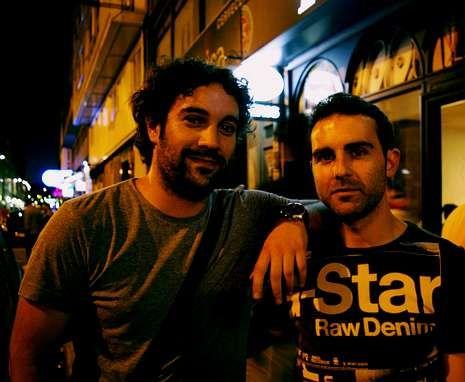 Jorge Mourelos, de Lugo, y Antonio Carro, de Oza, salen los viernes en A Coruña.