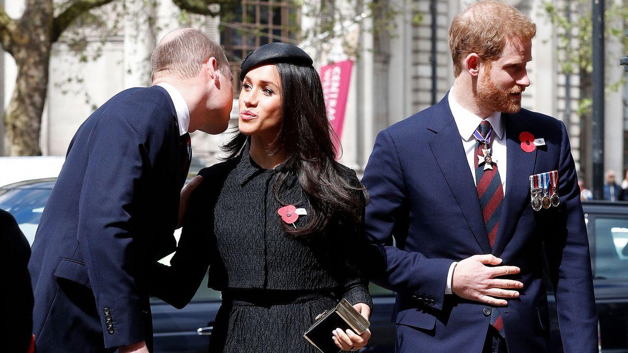 La boda del príncipe Harry y Meghan Markle, en números.Mosaico con la imagen de la pareja creado con piezas de LEGO