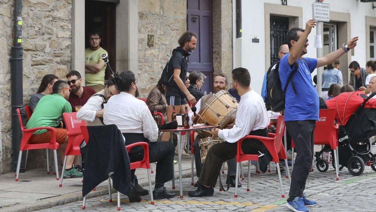 San Pedro, en fiestas